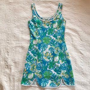 Lilly Pulitzer Citrus Fruit Cotton Dress